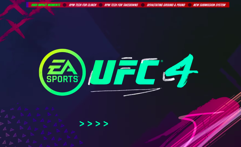 UFC 4 Official Gameplay Trailer Showcases New Gameplay Features & Mechanics