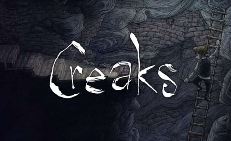 Newest Apple Arcade Game Creaks Released Today for iOS