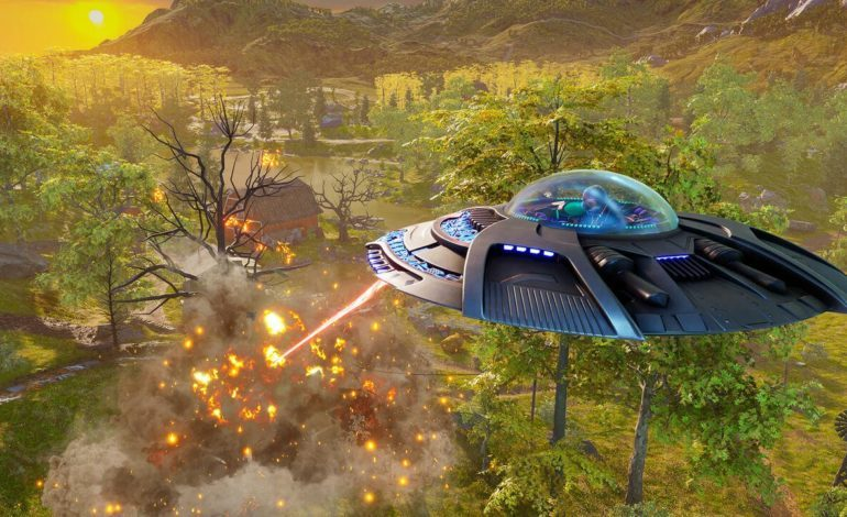 """The Destroy All Humans Remake Will Include Bonus""""Lost Mission"""" in Area 41"""