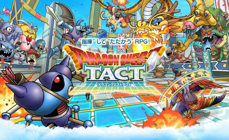 Dragon Quest Tact Releases on July 16th in Japan for iOS and Android