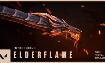 Valorant Adds New Ultra Tier of Weapon Skins with Release of Elderflame Collection