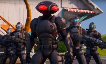 Aquaman Villain Black Manta Now Available on Fortnite