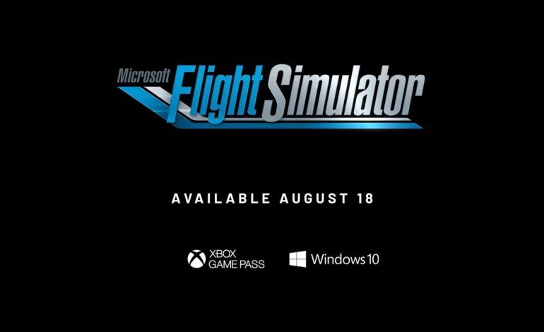 Microsoft Flight Simulator Launches August 18, Will be Available on Xbox Game Pass for PC