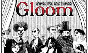 Fan Favorite Card Game Gloom Released for iOS and Android Devices Starting This Week