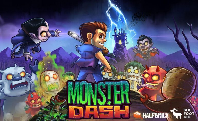 Halfbrick's Monster Dash Returns to the App Store at the End of this Month