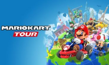 Nintendo's Mario Kart Tour Update Includes Landscape Mode and New Characters