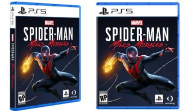 Sony Reveals the PlayStation 5 Game Box Art Design