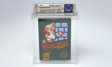 Near Mint Copy Of Super Mario Bros. Breaks World Record For Most Expensive Game Ever Sold