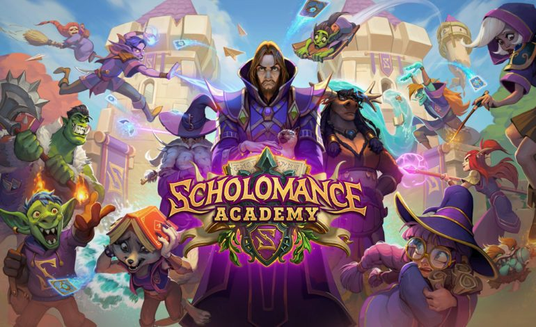 Final Cards Revealed For Hearthstone Scholomance Academy Expansion