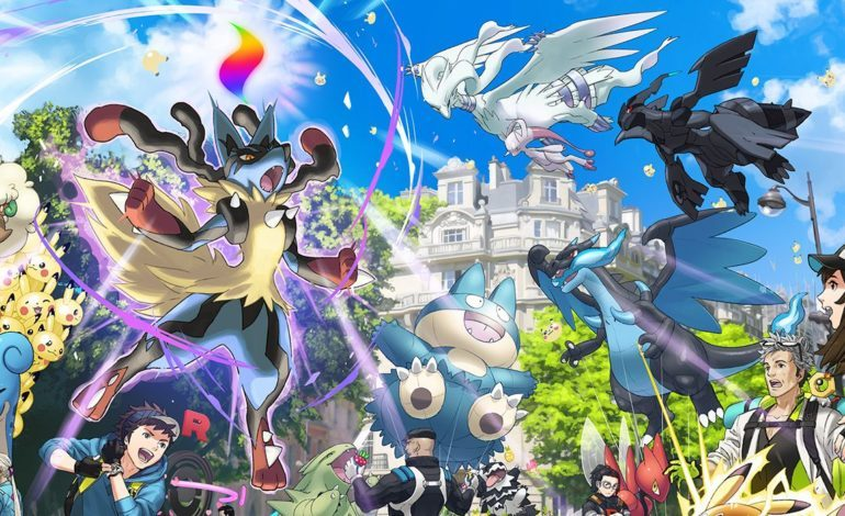 Pokémon Go Shares New Details on Mega Evolution