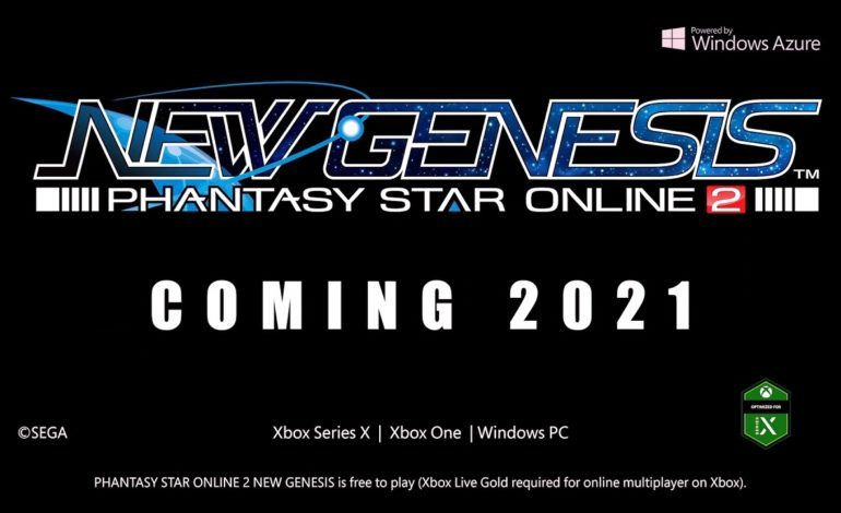 Phantasy Star Online 2: New Genesis Announced, Launches in 2021