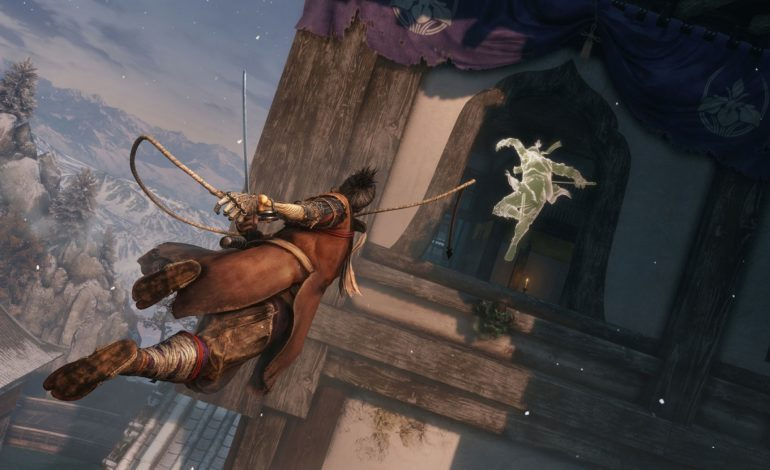 Sekiro: Shadows Die Twice Ships More Than 5 Million Copies, Free Update Coming in October