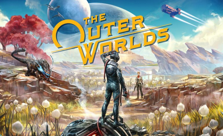 The Outer Worlds is Coming to Steam