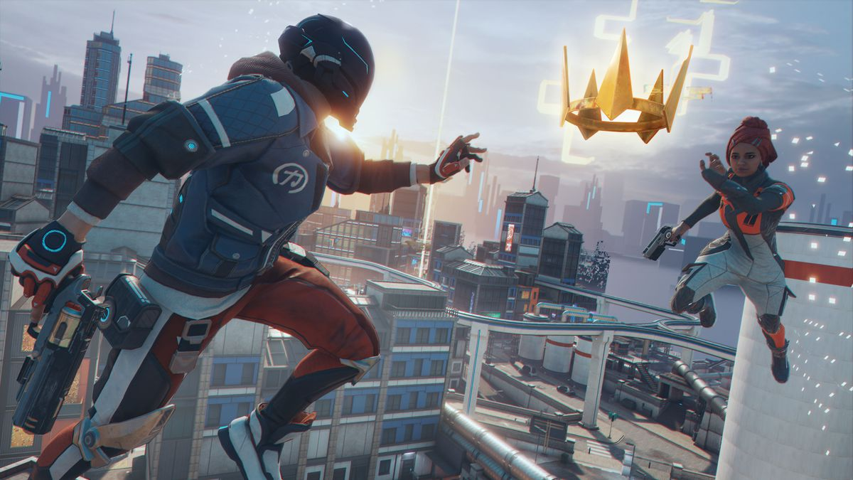 Ubisoft Officially Reveals New Battle Royale Game Hyper Scape