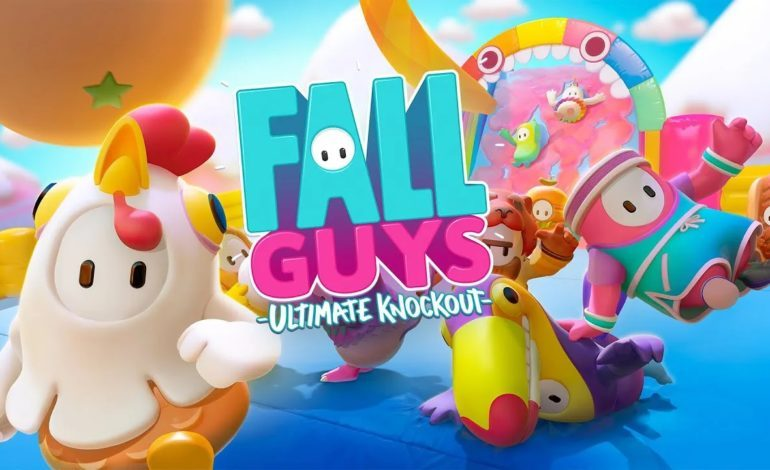 First Fall Guys Tournament Has a $5,000 Dollar Prize