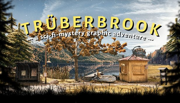 Mystery Sci-Fi Game Truberbrook Set to Release September 3rd with Pre-orders Available on iOS and Andrdoid Devices.