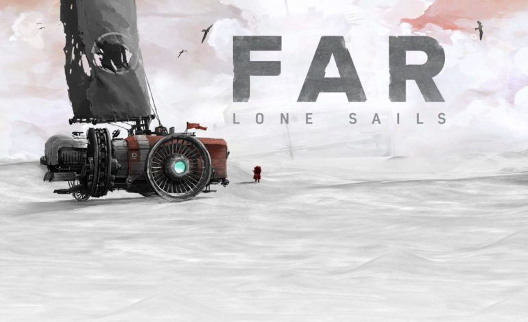 Originally a Bachelor's Thesis, Post-Apocalyptic Game FAR: Lone Sails is Coming to Mobile Devices in October