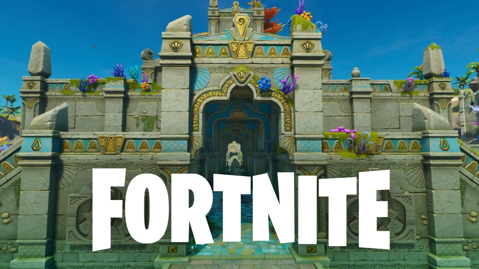 Fortnite Updates Map Which Reveals Coral Castle - mxdwn.com