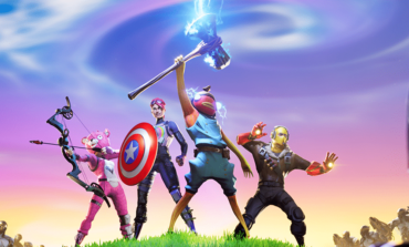 Fortnite Teases Chapter 2 Season 4 As Marvel Themed