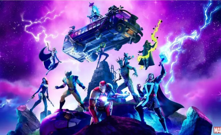Fortnite Newly Revealed Chapter 2 Season 4 'Nexus War' Has Finally Been Released
