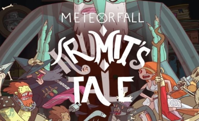 Meteorfall: Krumit's Tale Available for Pre-register on iOS and Android