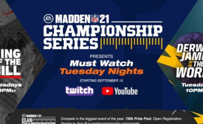 Madden NFL 21 Championship Series Launches with New Format