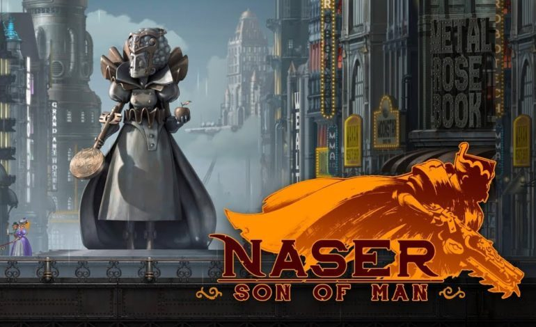 Naser: Son of Man Brings 2-D Cover-Based Shooting to Alternate Steampunk World of 1875