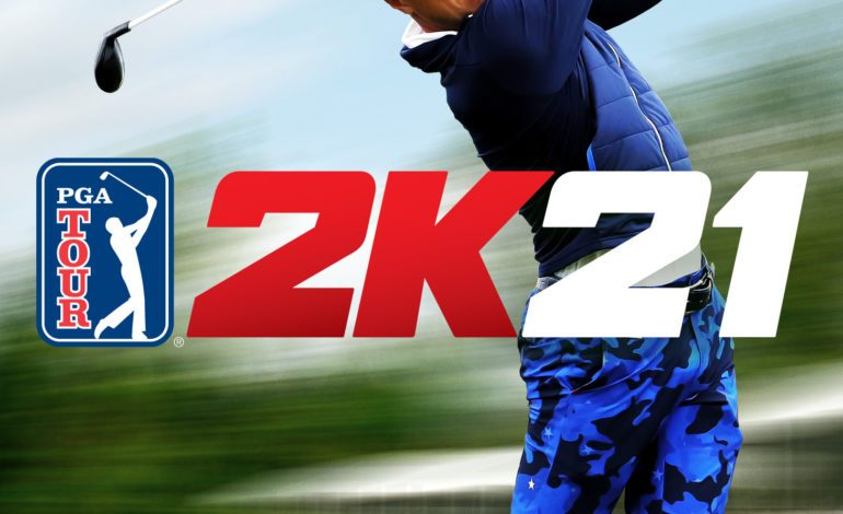 PGA Tour 2k21 For Switch Does Not Have Course Designer