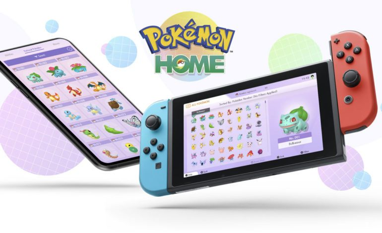 Pokémon Home's 1.2.1 Update Brings Multiple UI Features for Better Navigation Between Pokémon Worlds