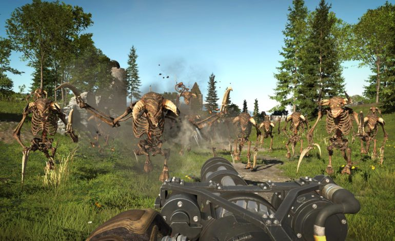 """Serious Sam 4 Delayed to September But Will Still Feature """"Legion"""" Hordes"""