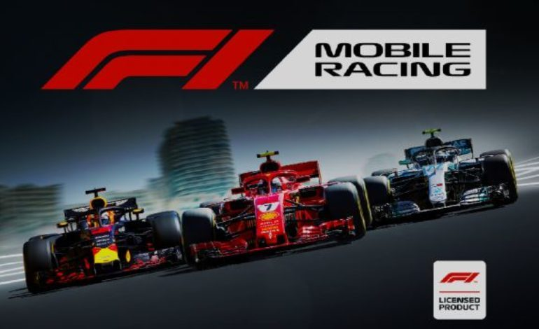 Formula 1 Launches Mobile Esports Championship