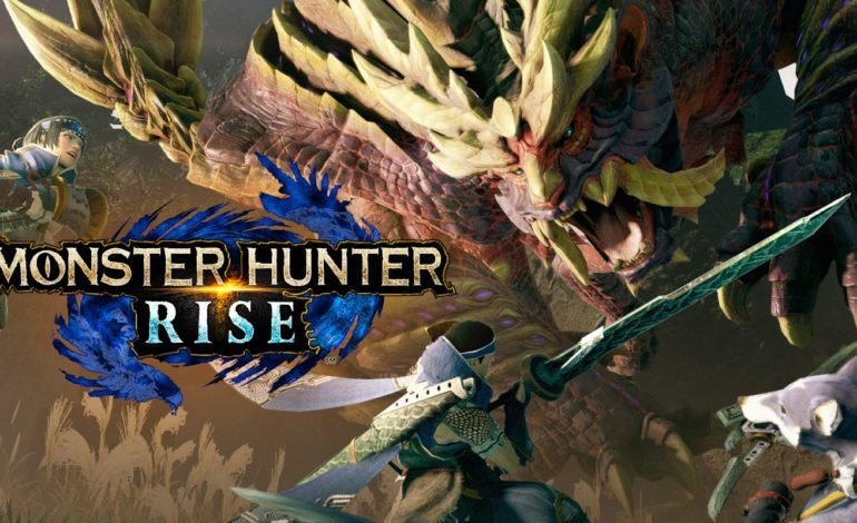 The Game Awards 2020: New Monster Hunter Rise Trailer Showcases New Monsters, New Area, & More; Demo Available In January