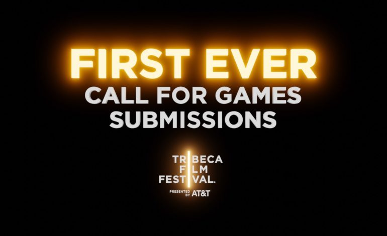 Video Games Will Be Recognized As Official Selections In The Tribeca Film Festival Starting Next Year