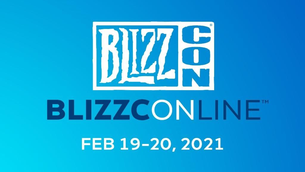 Blizzard Announces BlizzConline, An Online-Only BlizzCon Event for February 2021