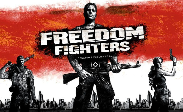 Freedom Fighters Is Coming Back to PC After 17 Years