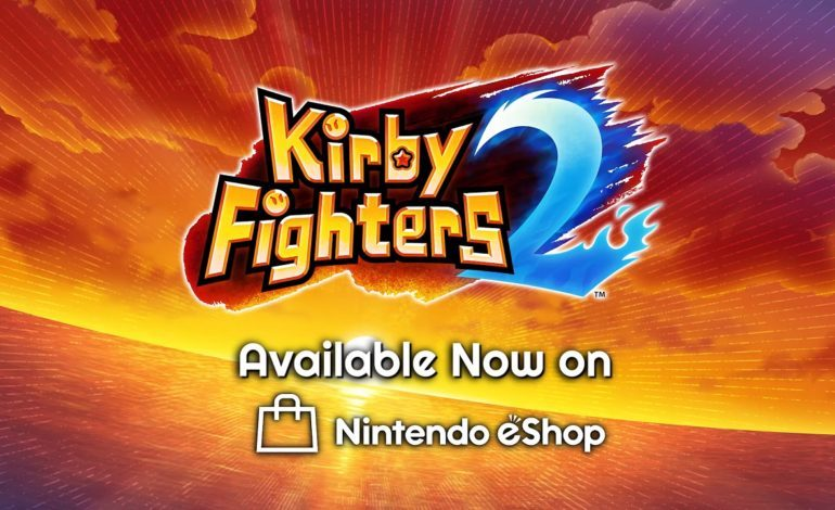 Nintendo Leaks, and Then Shadow Drops Kirby Fighters 2 for the Nintendo Switch, Available Right Now