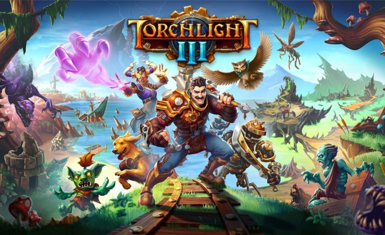 Torchlight III Will Officially Launch on October 13, Coming to Nintendo Switch Later