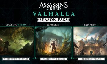 Assassin's Creed Valhalla Post Launch DLC Includes Two Expansions & Free Content