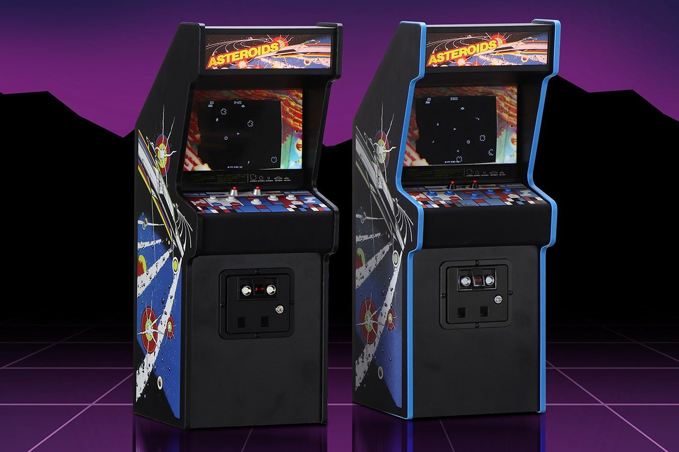 Asteroids X RepliCade Fully Playable, Limited Edition 12-Inch Replica Now Available For Pre-Order