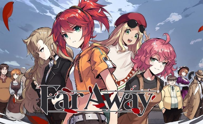 Visual Novel Far Away Announced, Coming In 2021 To Steam & Mobile