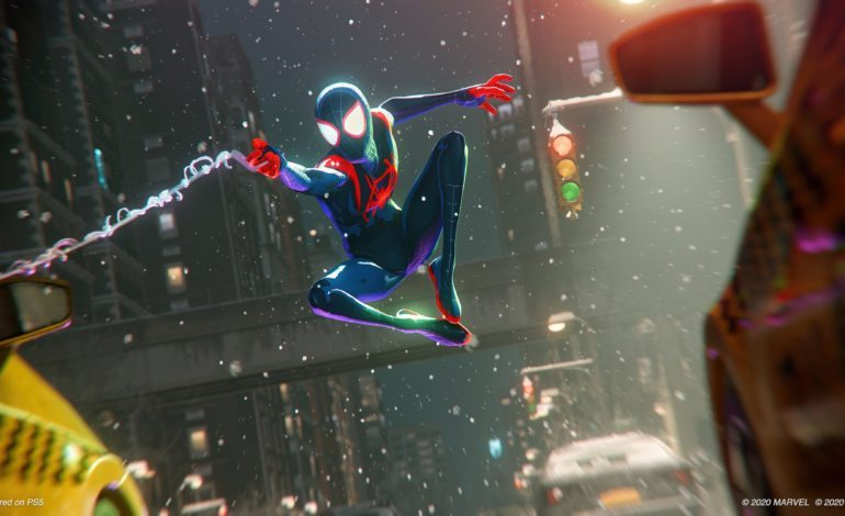 Marvel's Spider-Man: Miles Morales Into The Spider-Verse Suit Revealed