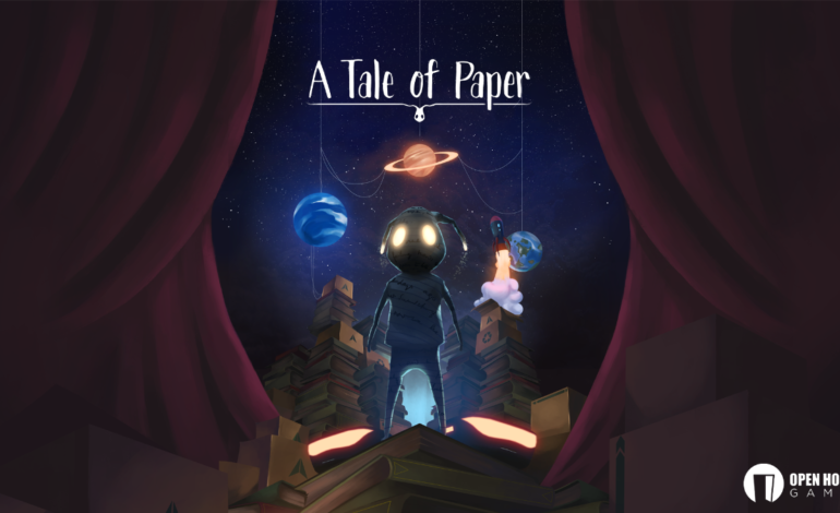 """PS4 Exclusive """"A Tale of Paper"""" Gets a New Release Date and Trailer"""