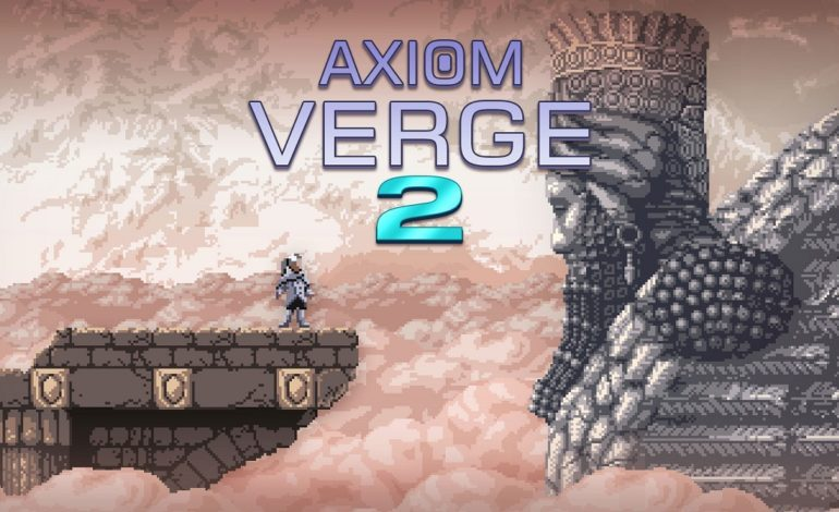 Axiom Verge 2 Delayed into the First Half of 2021