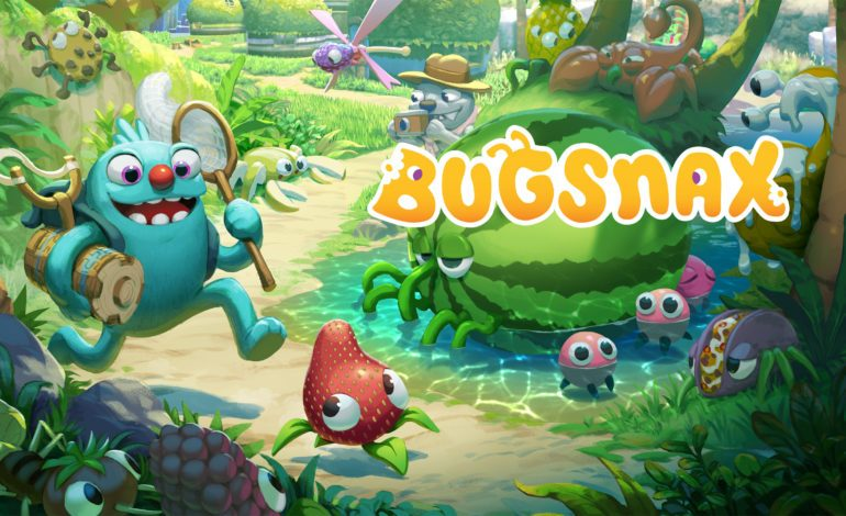 Bugsnax Arrives This November as a PlayStation 5 Launch Title
