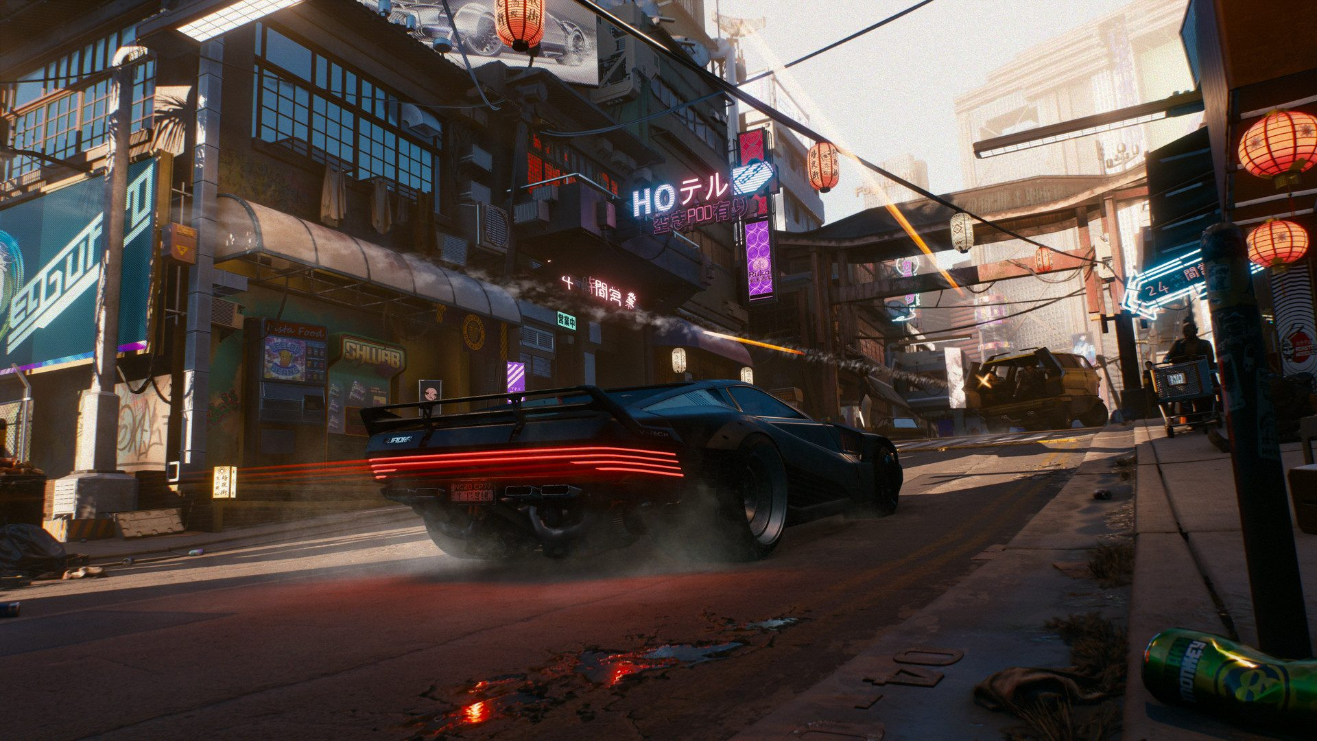 Latest Episode of Cyberpunk 2077 Night City Wire Reveals Vehicles, Fashion and Stadia Release Date