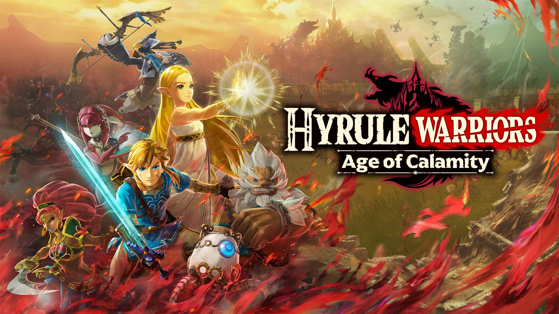 Hyrule Warriors: Age Of Calamity Demo, Bravely Default II, & More Revealed In Final Nintendo Direct Mini: Partner Showcase Of 2020