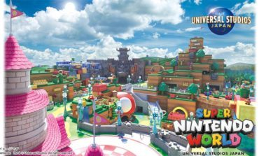 Super Nintendo World Gets a New Reopening Date in 2021