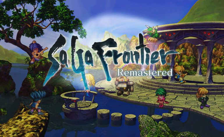 Square Enix Announces SaGa Frontier Remastered