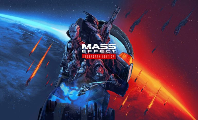 Mass Effect: Legendary Edition Officially Announced; Coming Spring 2021