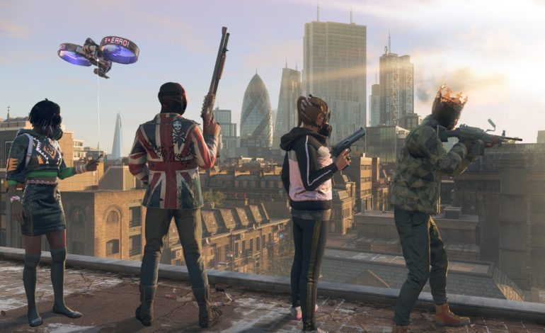 Watch Dogs: Legion Online Delayed Until Early 2021